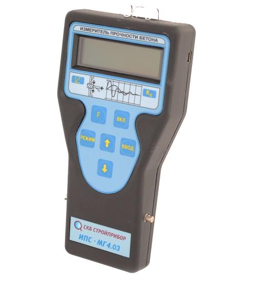 купить приборы для измерения прочности бетона