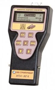 Измеритель защитного слоя бетона ИПА-МГ4 купить