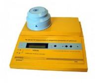 Измеритель низкотемпературных показателей нефтепродуктов ИНПН «КРИСТАЛЛ»