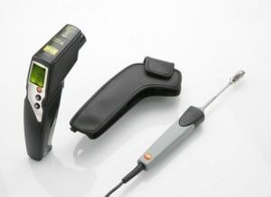 Инфракрасный термометр testo 830-T4 цена