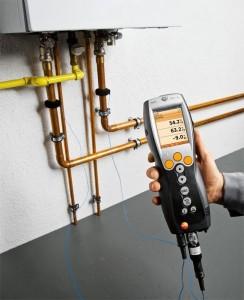 Анализатор дымовых газов testo 330-1 LL купить