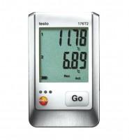 Логгер данных температуры testo 176 T2