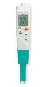 pH-метр testo 206