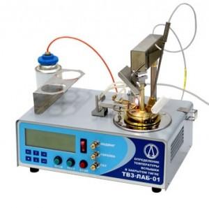 Аппарат ТВЗ-ЛАБ-01 для определения температуры вспышки в закрытом тигле