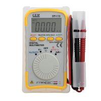 Мультиметр цифровой CEM DT-113