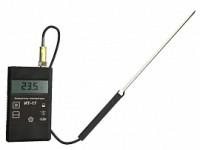 Электронный цифровой термометр с выносным датчиком (щупом) ИТ-17 К