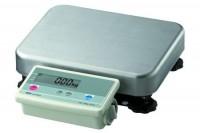Промышленные электронные платформенные весы с 1 датчиком AND FG-150KBM