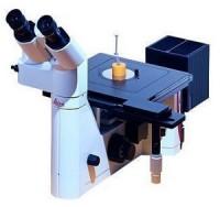 Leica DM ILM в комплектации AIM, инвертированный микроскоп для контроля качества материалов