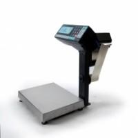 Торговые печатающие весы-регистраторы с устройством подмотки ленты МК-15.2-R2P10-1