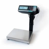 Фасовочные печатающие весы-регистраторы с отделительной пластиной МК-6.2-RP10-1