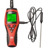 Измеритель влажности и температуры ADA ZHT 100 (6 in 1)