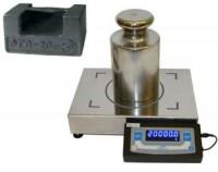 Лабораторные электронные весы ВМ-24001 (для поверки ГО-4-20)