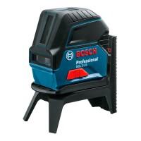 Лазерный уровень Bosch GCL 2-15 Professional + RM1 + BM3