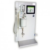 Установка автоматическая для определения активности микросферических катализаторов крекинга ЛинтеЛ МАК–10