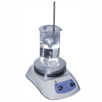 Магнитная мешалка с нагревом MSH-300