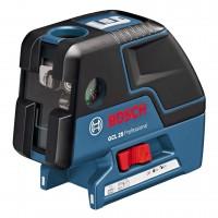Лазерный уровень Bosch GCL 25 Professional + BT 150