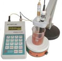 Комплект МИКОН-2 нитрат-растительная продукция (переносной)
