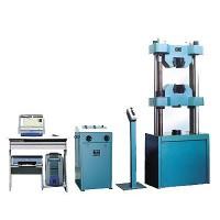 Универсальная гидравлическая испытательная машина WEW-300D