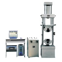 Универсальная гидравлическая испытательная машина WEW-50