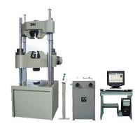 Универсальная гидравлическая испытательная машина WEW-600C
