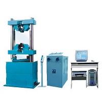 Универсальная гидравлическая испытательная машина WEW-600D