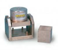 Приспособление на сжатие цементных кубов для бетона