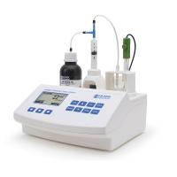 Минититратор HI84502 для измерения титруемой кислотности в вине