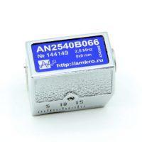 Преобразователь AN2540Bxx наклонный совмещенный притертый