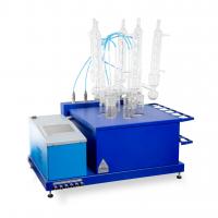 Аппарат ЛинтеЛ ТОСМ-10 для определения стабильности масел против окисления