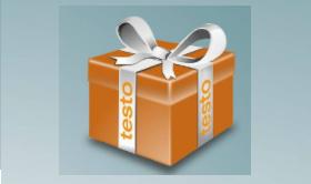 При покупке газоанализаторов Testo — один из нужных приборов в подарок