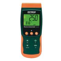 Термоанемометррегистратор с вентилятором Extech SDL310