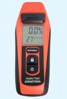 Измеритель влажности древесины, бетона, стяжки HYDRO Test
