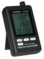 Измеритель-регистратор температуры, влажности, давления АТЕ-9382