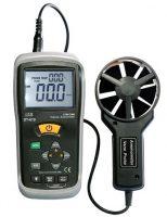 Термоанемометр CEM DT-619 измеритель скорости воздуха и температуры