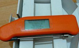 Elcometer 212 термометр цифровой с датчиком для поверхности