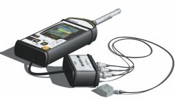 Шумомер, виброметр, анализатор спектра ЭКОФИЗИКА-110А