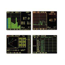АССИСТЕНТ S-(Auto) шумомер, анализатор спектра