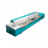 Аппарат автоматический для определения дуктильности и усилия при растяжении битумов со встроенным термокриостатом ЛинтеЛ ДБ-20-100