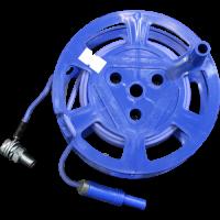 Катушка с проводом 8м, для ИФН, синяя
