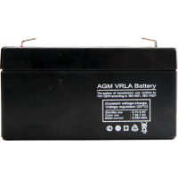 Аккумулятор 6В 1,3А/ч