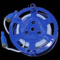 Катушка с проводом 10м, для генератора «Сталкер», синяя