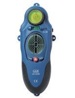 Тестер CEM LA-1010 для поиска дерева/металла/проводки с лазерным уровнем
