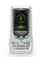 Счётчик пылевых частиц CEM DT-9680