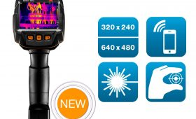Новый тепловизор testo 883