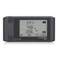 Логгер Trotec DL200L температуры, влажности, точки росы и углекислого газа (CO₂)