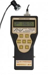 Измеритель параметров вибрации Вибротест-МГ4.01