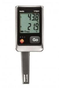 Логгер данных температуры и влажности testo 175-H1