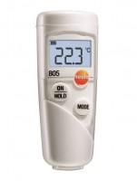 Мини-термометр testo 805 с защитным чехлом TopSafe