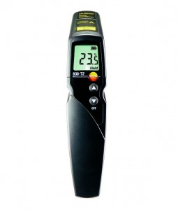 Пирометр testo 830-T2 (комплект)