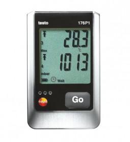 Логгер данных давления, температуры и влажности testo 176 P1